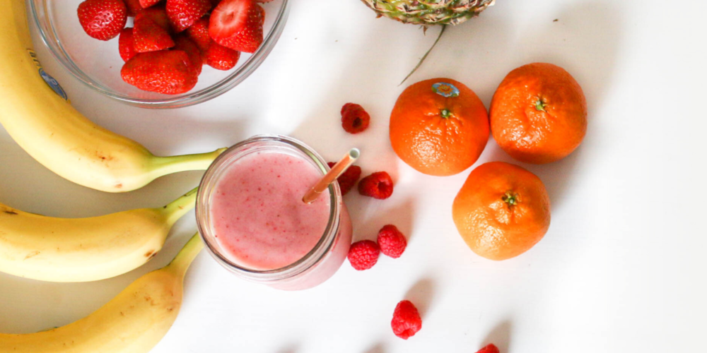 How to start living a healthier lifestyle - fruit