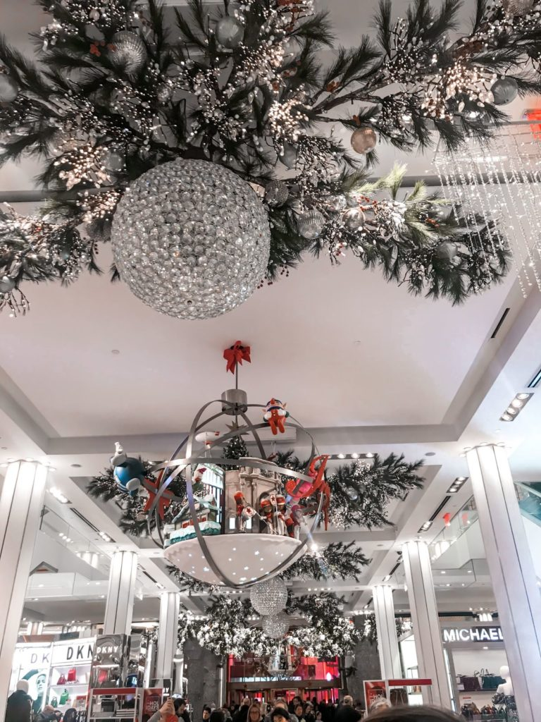new york times square macy's, Christmas in New York: 4-day itinerary