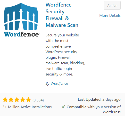 What are the best FREE WordPress Plugins for Bloggers - security