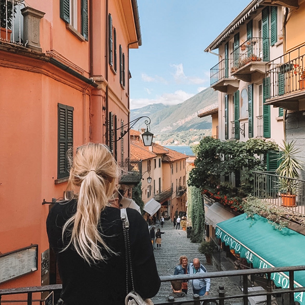 One of the prettiest places in Europe. From adorable shops to great restaurants and bars, it's a beautifully romantic place. You can explore the cobbled streets and eat gelato.