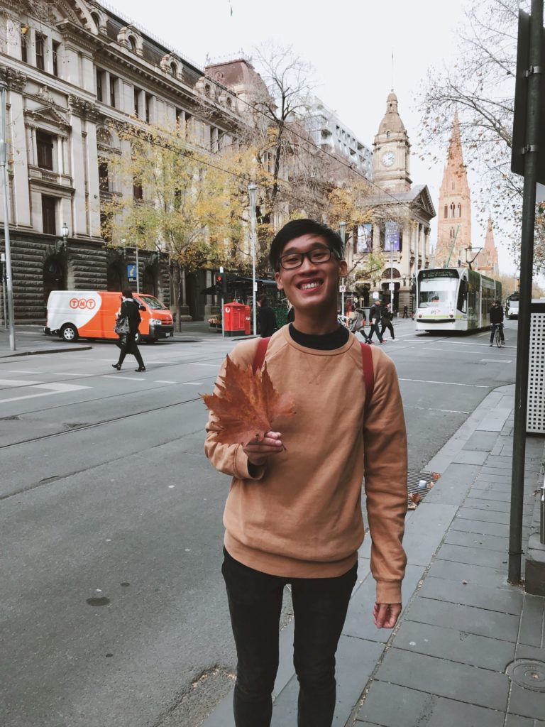 Ming Qian is a Singaporean undergrad blogger and freelance write