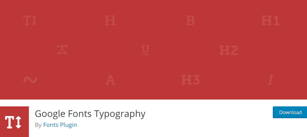 Google Fonts Typography currently have 998 fonts available for you to use.