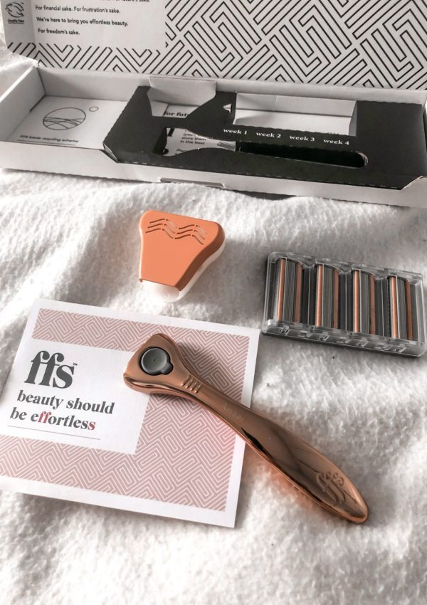 FFS Review: Friction Free Shaving Razors (DISCOUNT CODE)