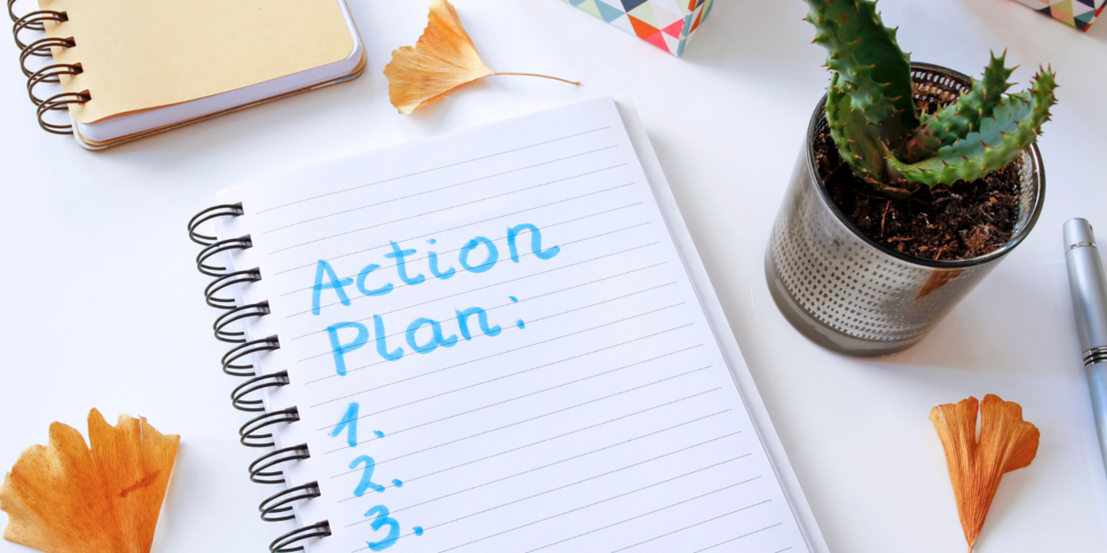 plan your days so you can be more productive at home