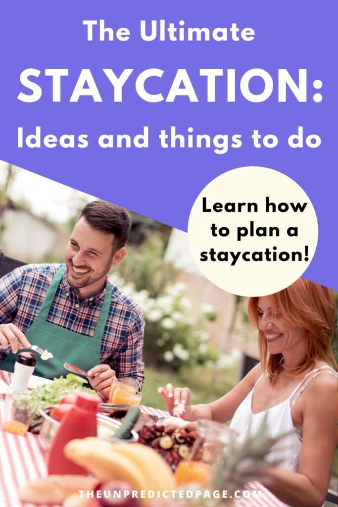 With the world on lockdown a staycation may be the only type of trip that most travellers get this year.