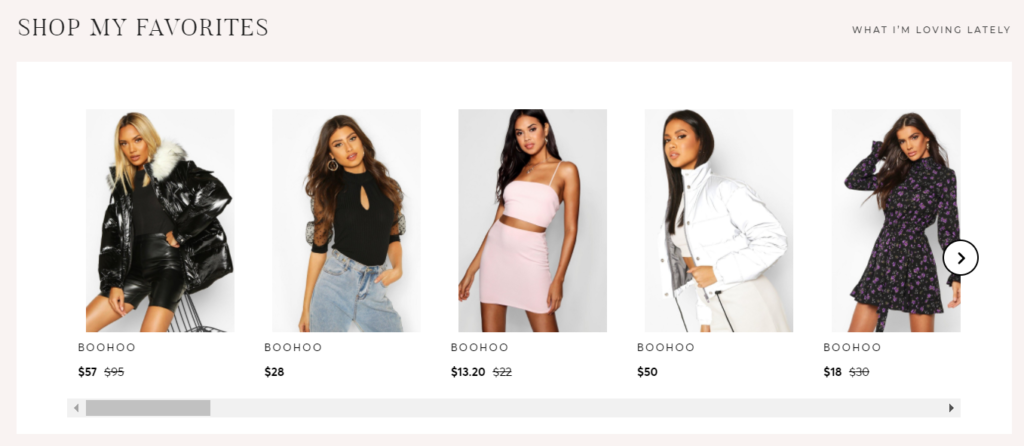 Shopstyle is similar to RewardStyle. Shopstyle is free yo sign up to and there are no requirements. I use shopStyle for a 'shop my look' banner on my home page.