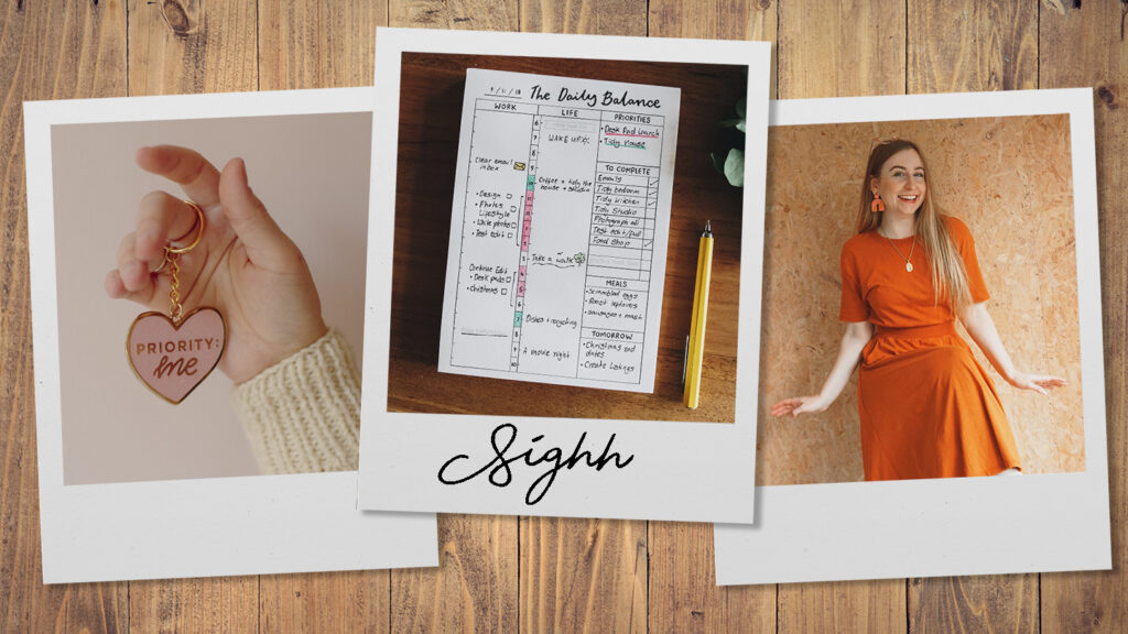 """According to founder Polly, Sighh is your """"one-stop-shop for cute gifts that will brighten someone's day""""."""