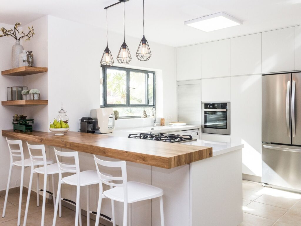 Like most people, the kitchen is a room of the house that you take great pride in maintaining and keeping clean at all times.